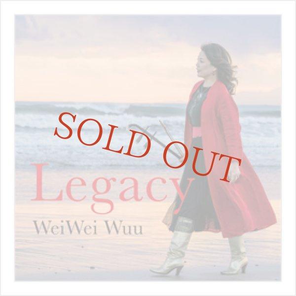 画像1: CD Legacy(レガシー) <ウェイウェイ・ウー> (1)